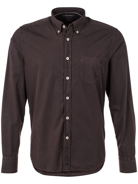 Marc O'Polo Long-sleeve shirt in pure cotton