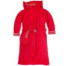 Polarn O. Pyret Kid`s smart bathrobe