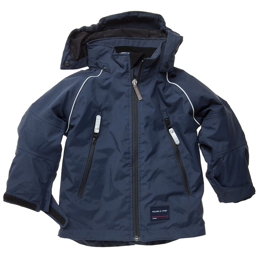 Baby Jacket Shell Solid