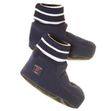 Baby windfleece bootie