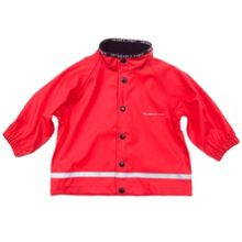 Polarn O. Pyret Babys waterproof rain jacket