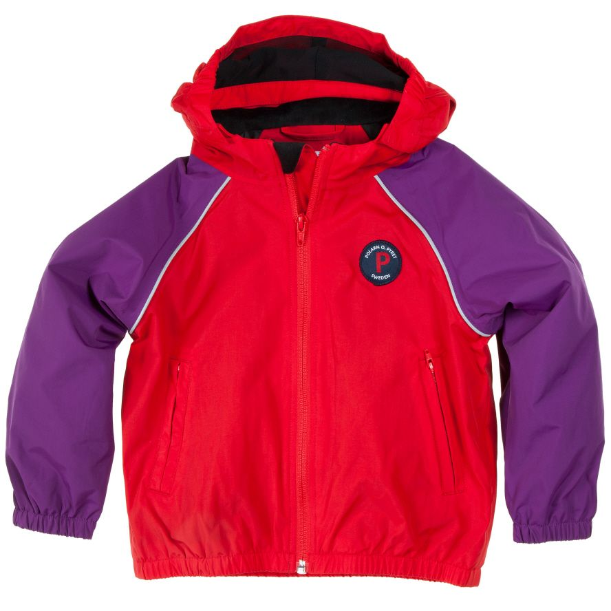 Kid`s lightweight shell jacket