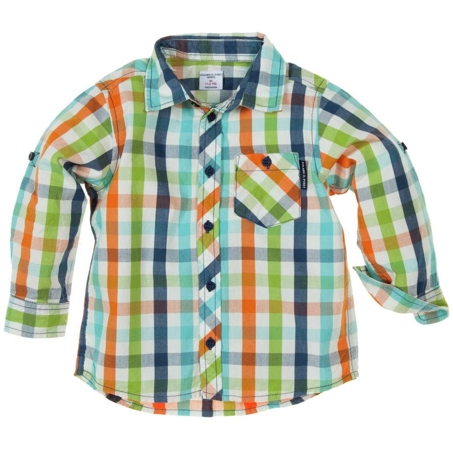 Toddler boy`s shirt