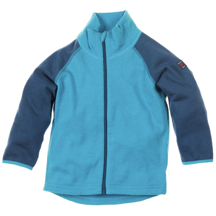 Baby thermal zip top