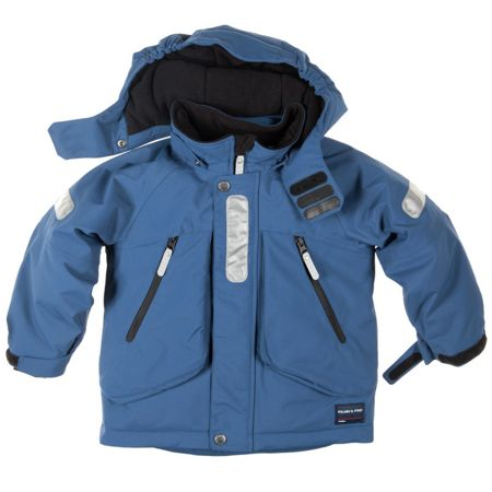 Polarn O. Pyret Kid`s winter jacket