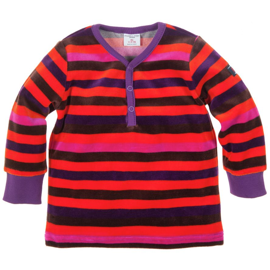 Baby long sleeved top