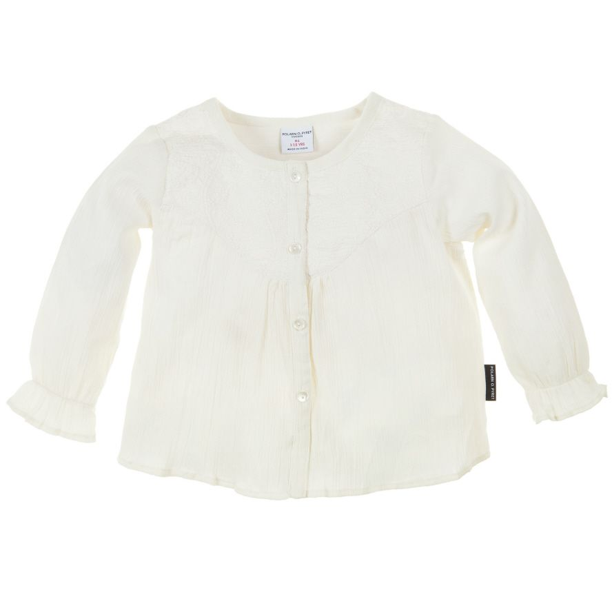 Toddler girl`s blouse