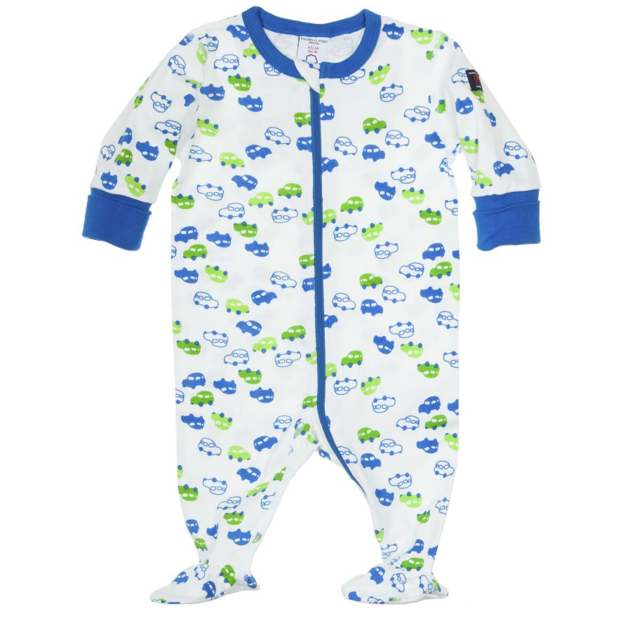 Baby all-in-one pyjamas