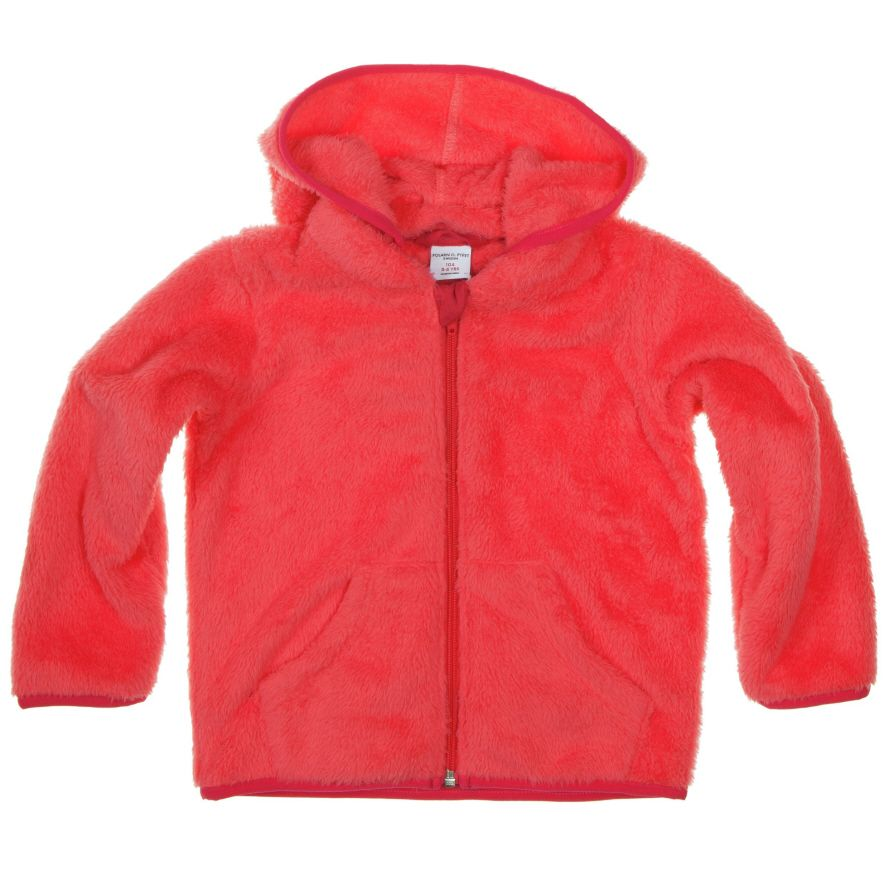 Baby hooded top