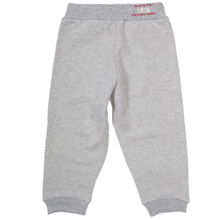 Baby jogging bottoms