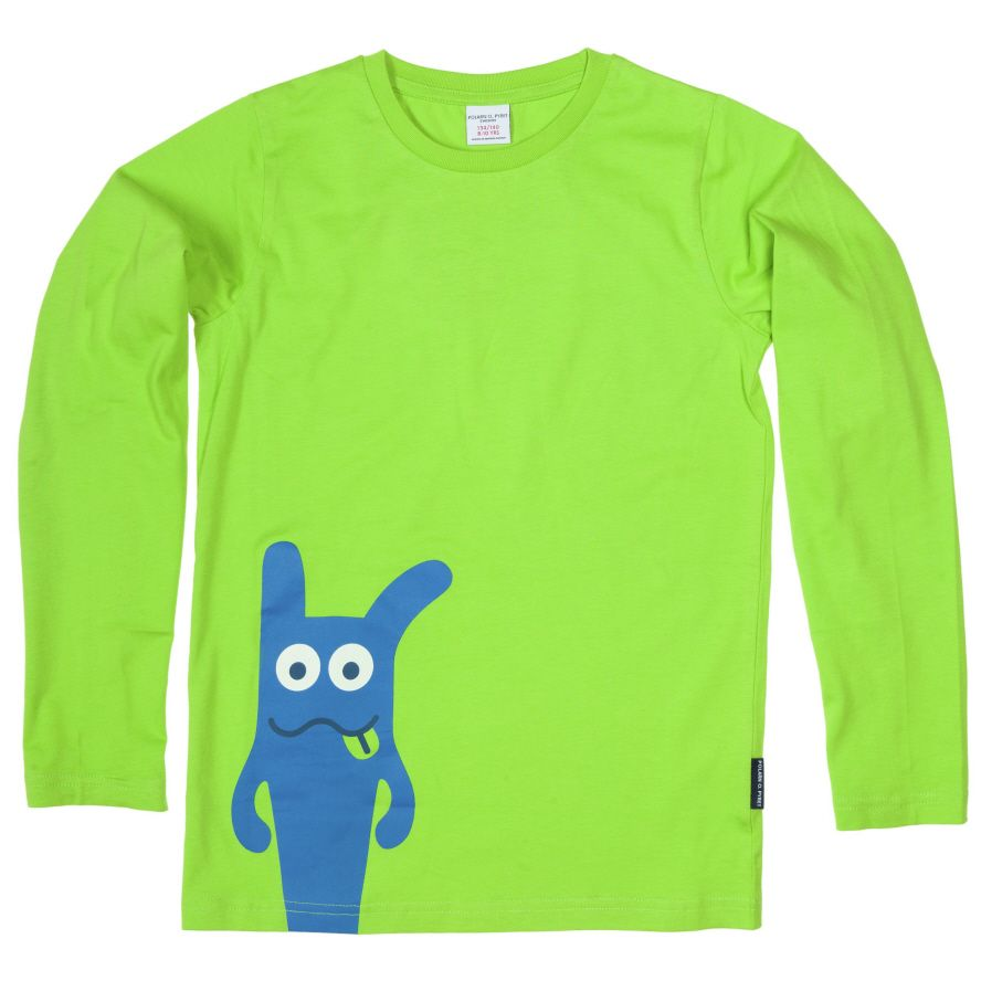 Kids long sleeve graphic top (6-12 years)