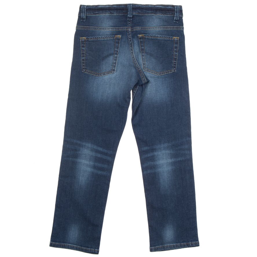 Kid`s regular fit stretch jeans