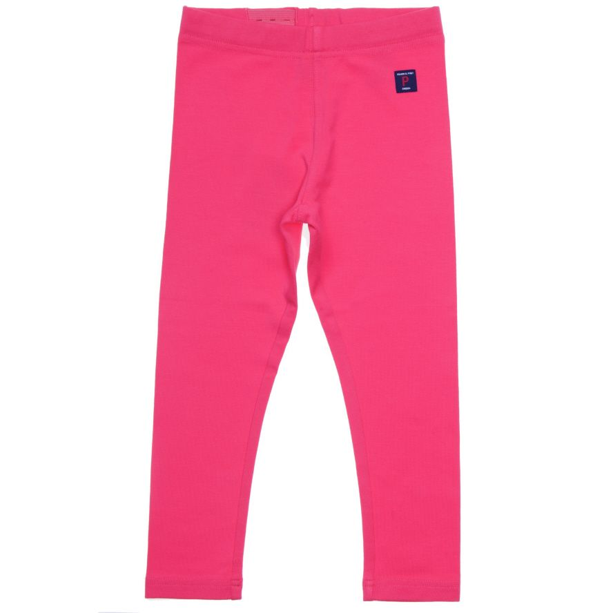 Girls organic cotton leggings (2-6 years)
