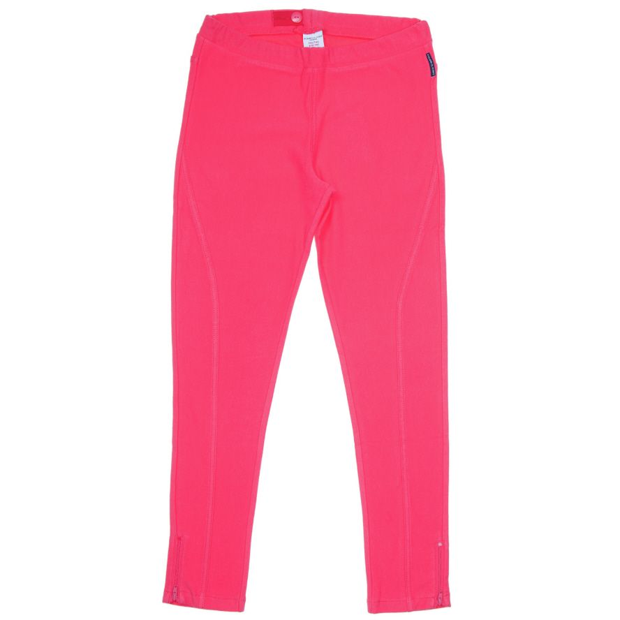 Girls plain leggings (6-12 years)