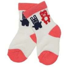 Baby soft terry socks