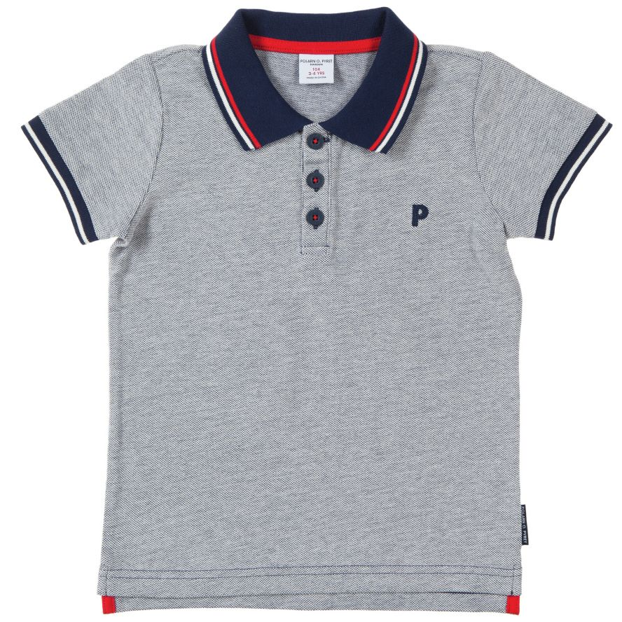 Baby boy`s polo shirt