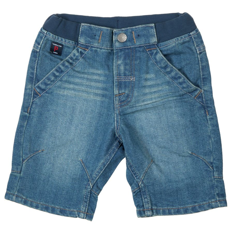 Baby boy`s denim shorts