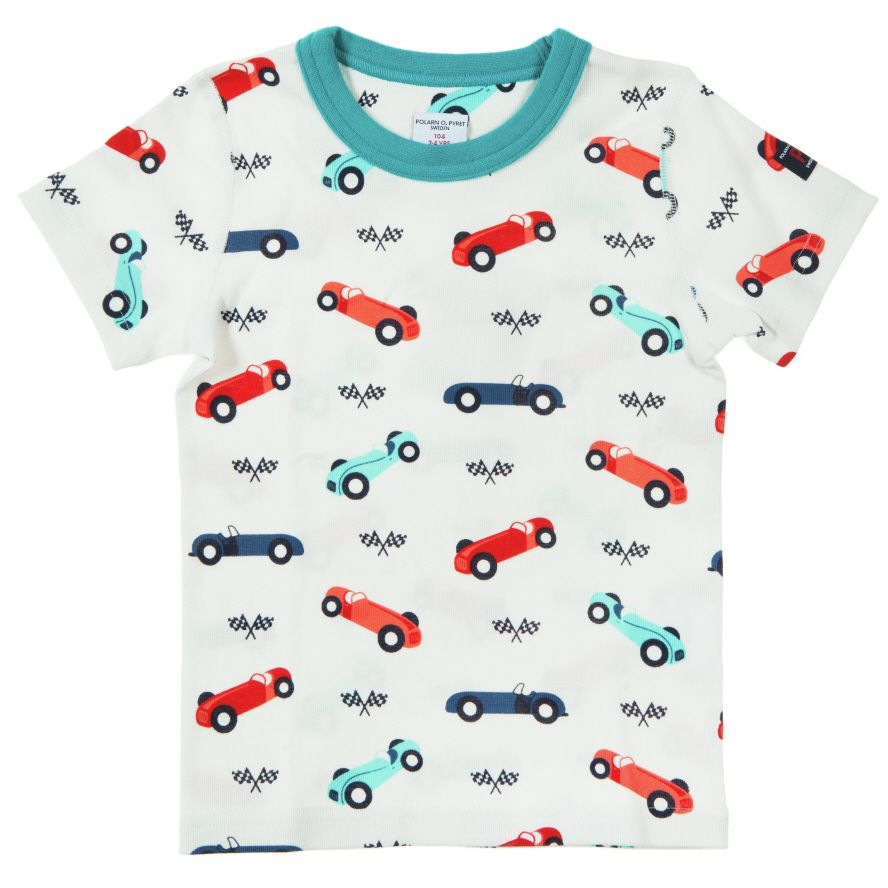 Boy`s car t-shirt