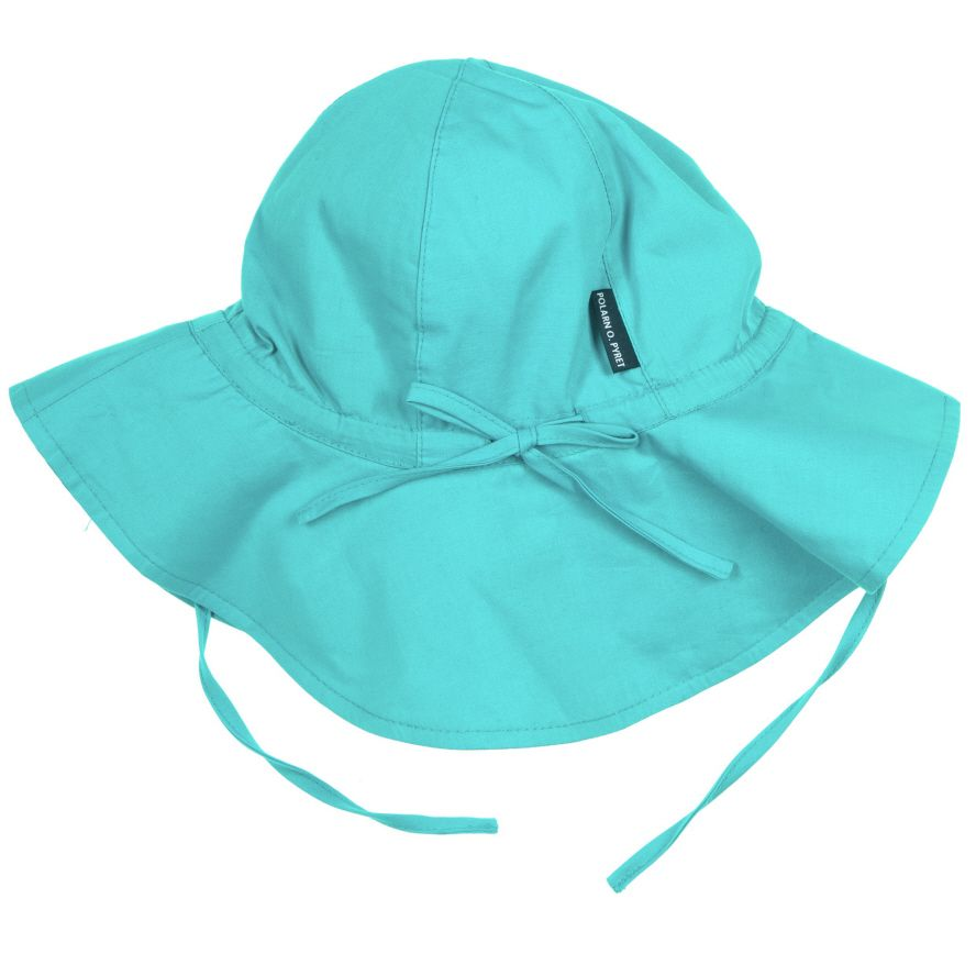 Kid`s UV wide brim sunhat