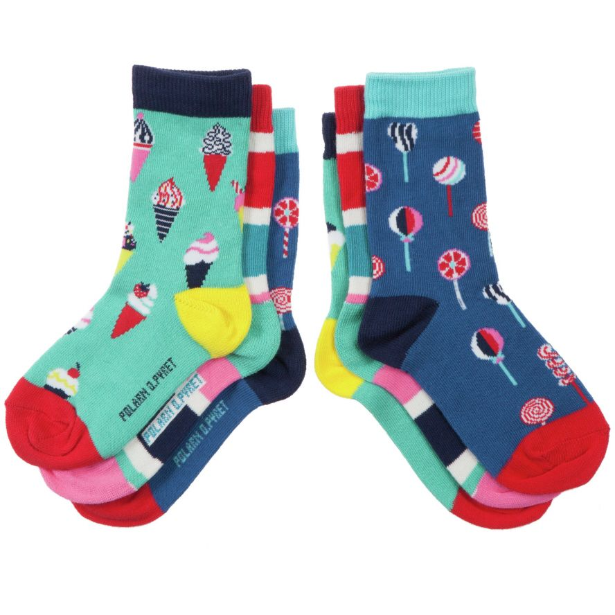 Kid`s 3 pack of socks