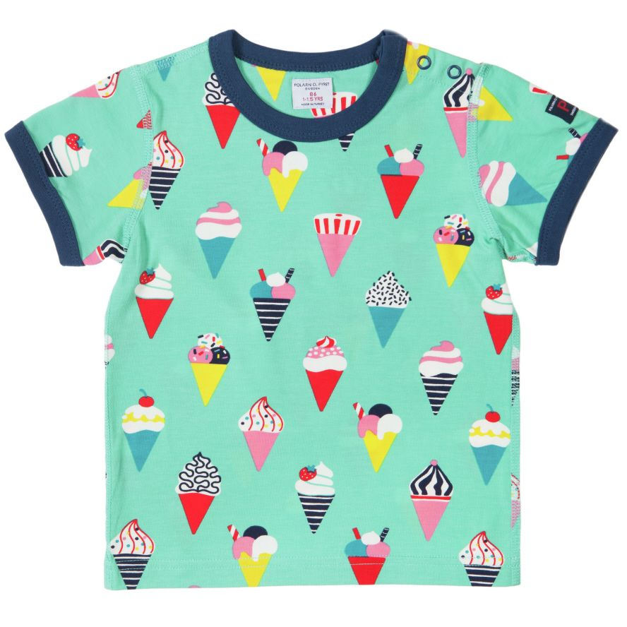 Baby`s icecream t-shirt