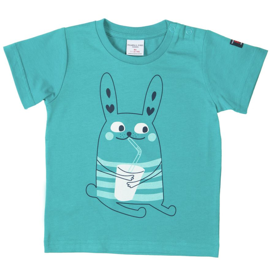 Baby`s animal friend t-shirt