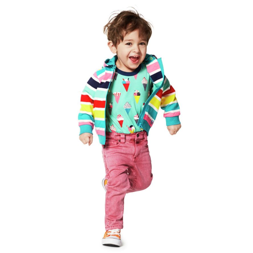 Kid`s candy print t-shirt