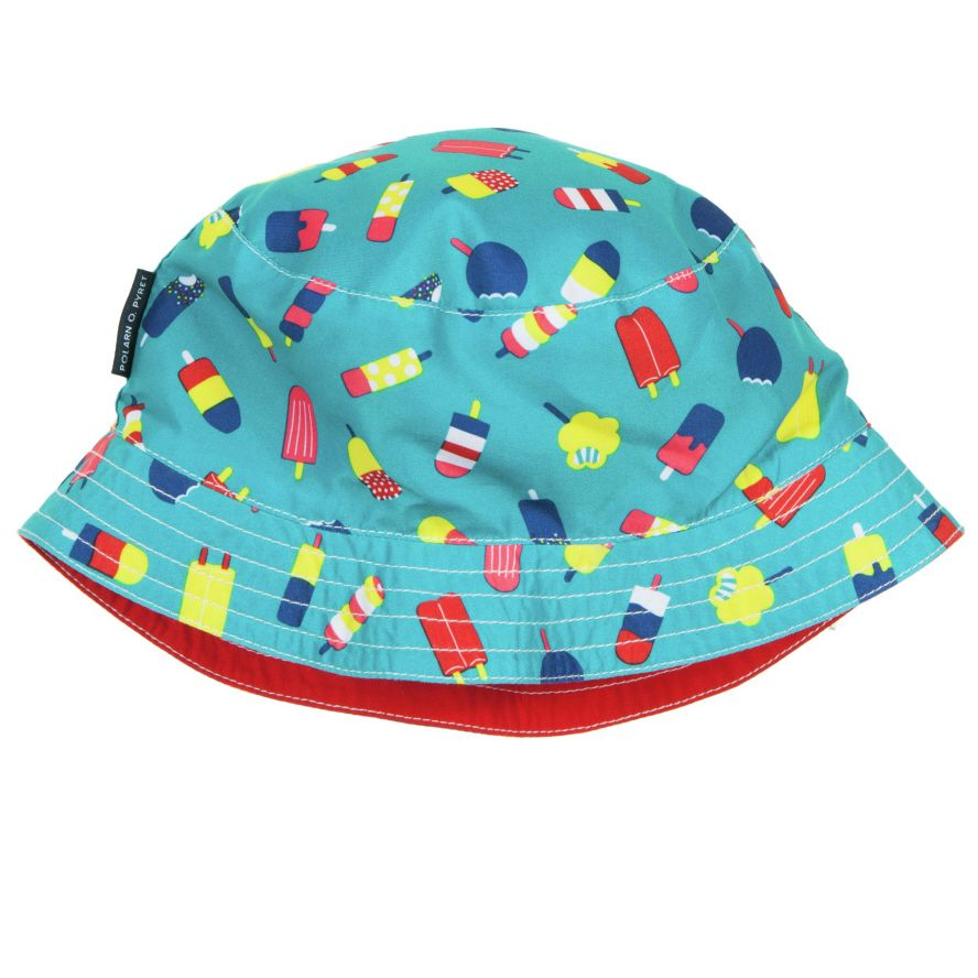 Kid`s ice lolly swim hat