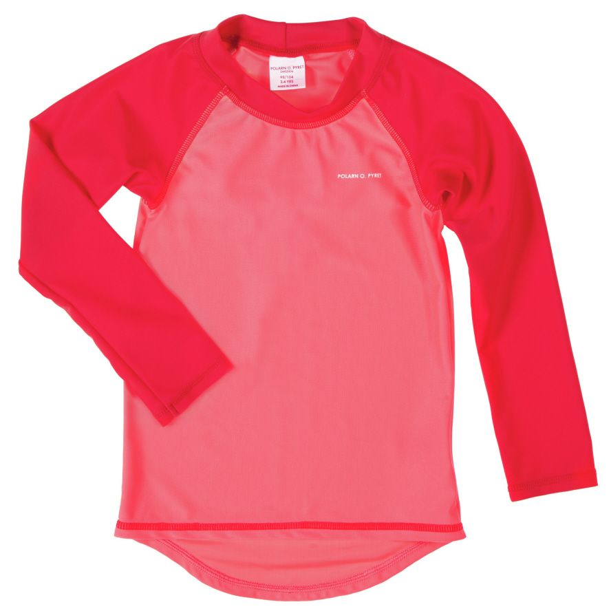 Baby`s UV swimwear top
