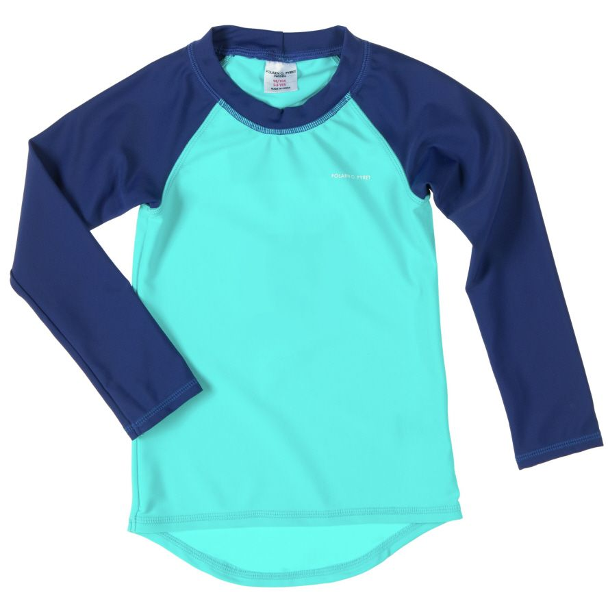 Kid`s UV swimwear top