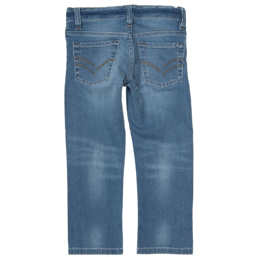 Kids slim fit stretch jeans (2-6 years)