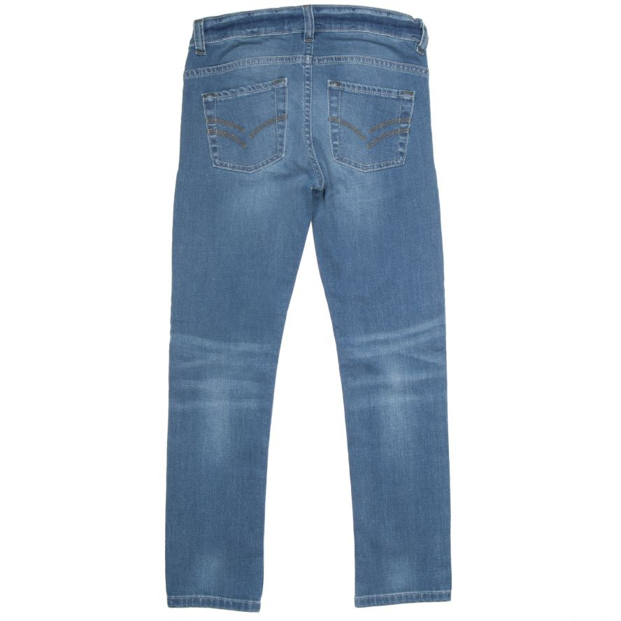 Kids slim fit stretch jeans (6-12 years)