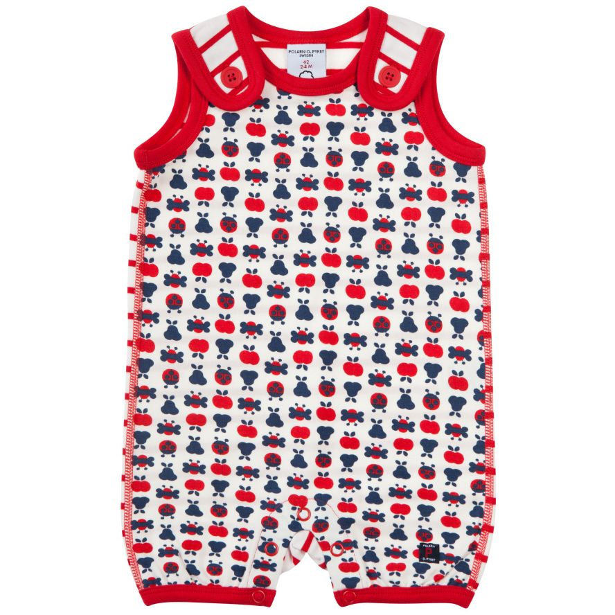 Babys summer print all in one
