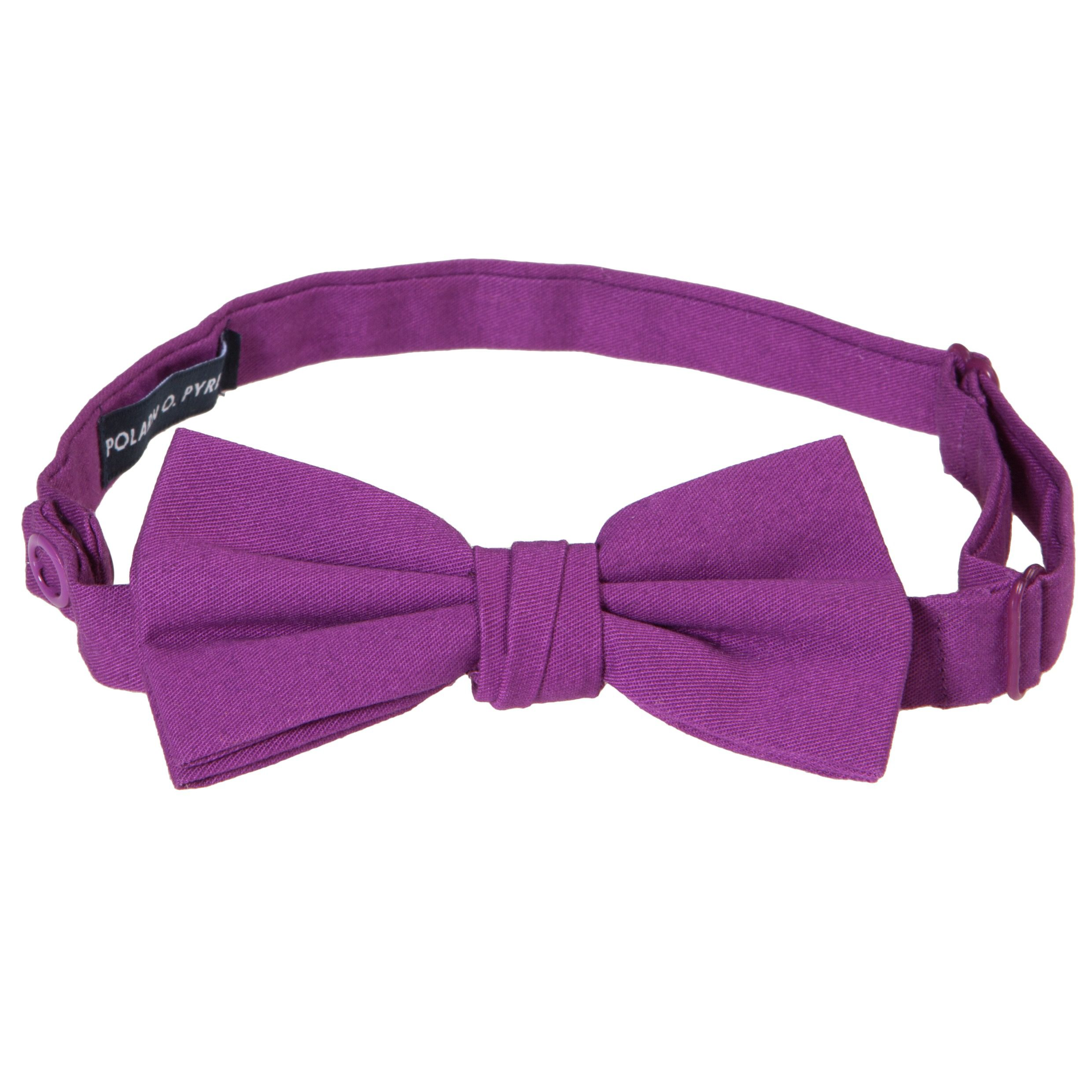 Kids smart bow tie