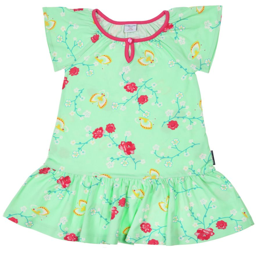Baby girls summer flower dress