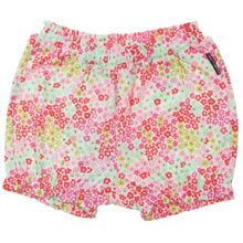 Baby girls floral shorts