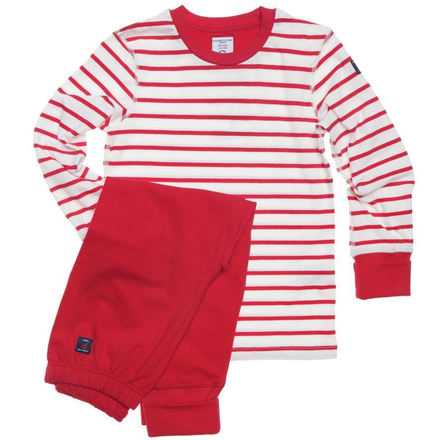 Kids stripe pyjamas