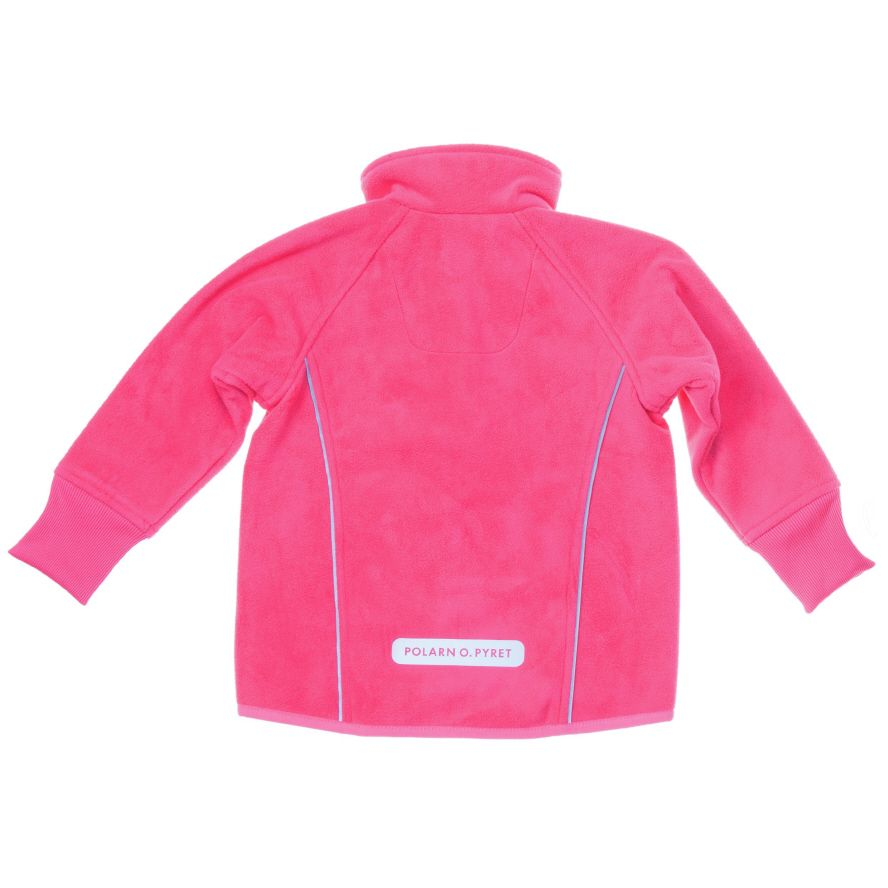 Baby girls fleece jacket