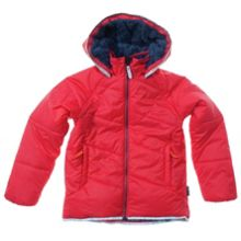 Kids cosy padded coat