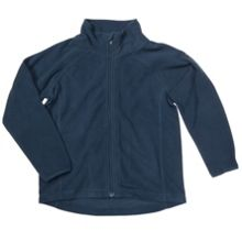 Babys zip up fleece