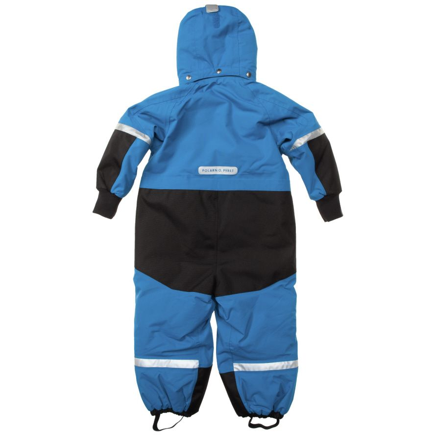 Babys padded overall
