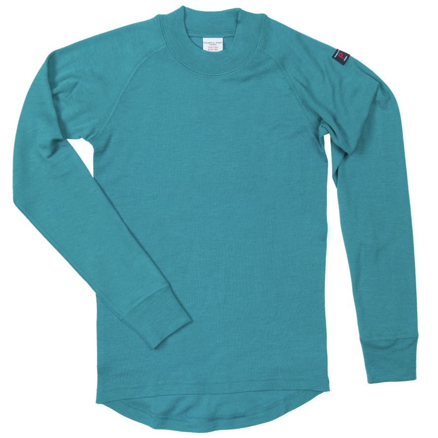 Kids merino wool top