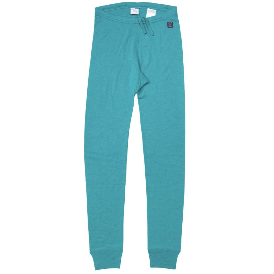 Kids merino wool thermal long johns