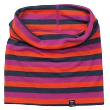Kids stripy neck warmer