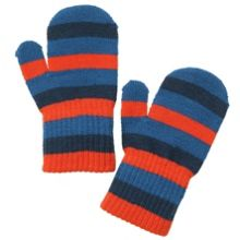 Kids multistripe magic gloves