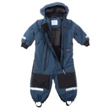 Babys wind and waterproof overall