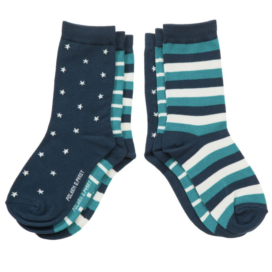 Kids stars and stripes socks