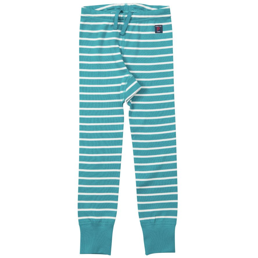 Kids po.p stripe leggings