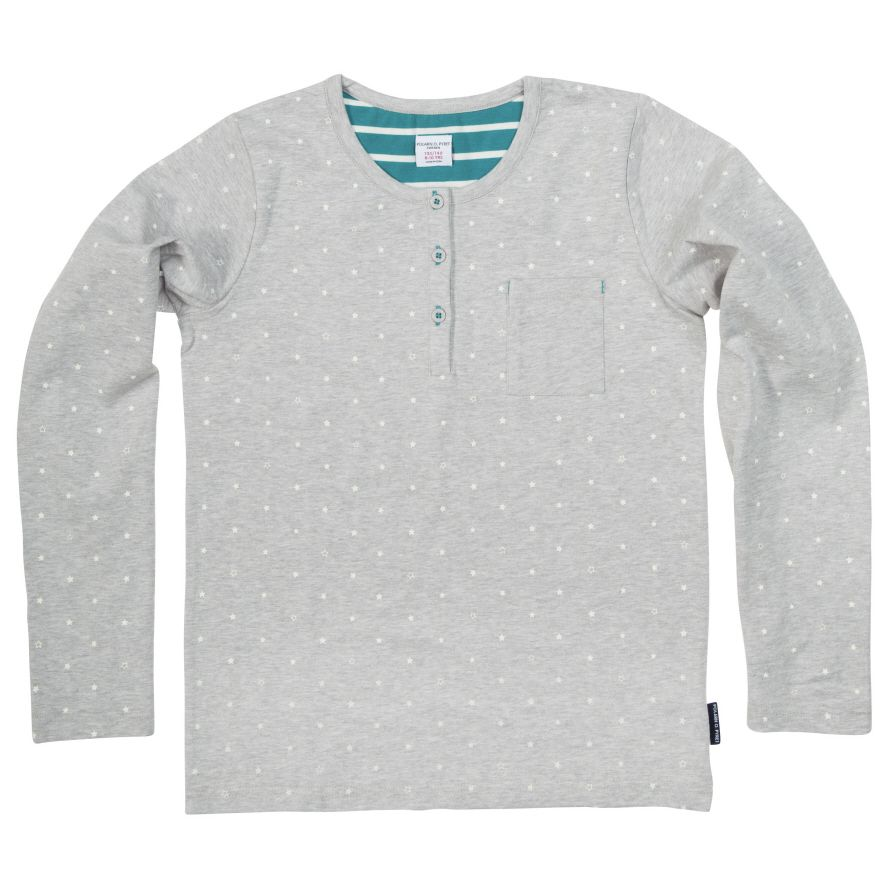 Kids henley top