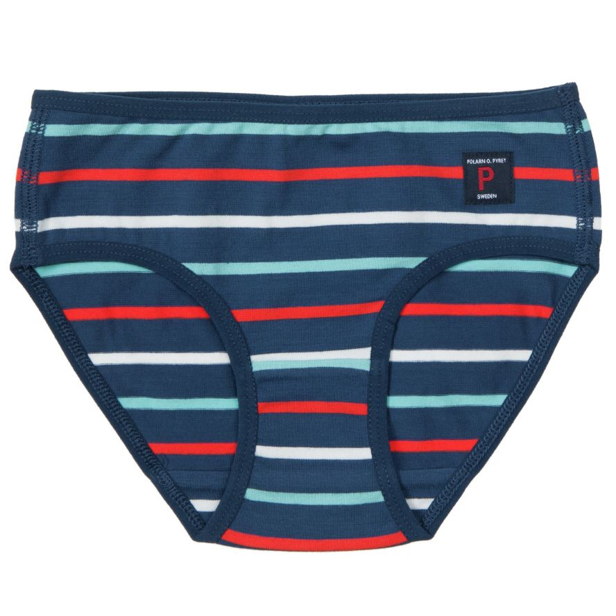 Girls po.p stripe briefs